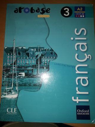 Libro de francés 3eso