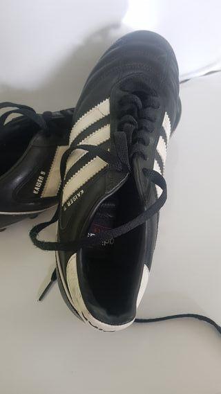Botas de futbol adidas kaiser 5