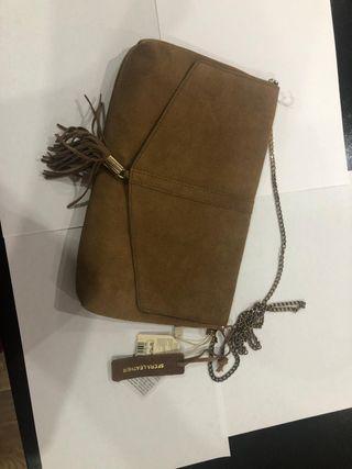 bolsa esfera leather