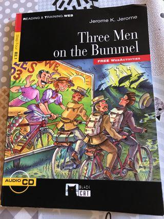 Three Men on the Bummel (libro en inglés)
