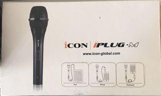 Se vende micrófono