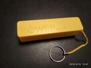 Cargador portátil. Power bank.