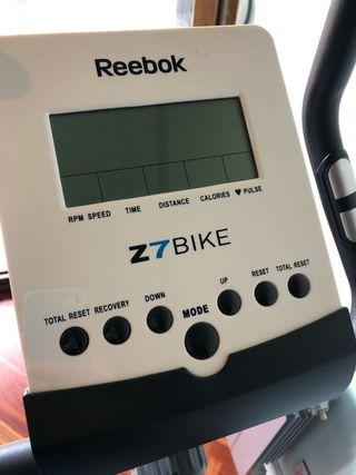 Bicicleta estática Reebok Z7Bike