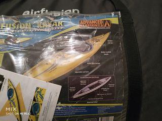airfusion kayak de mar