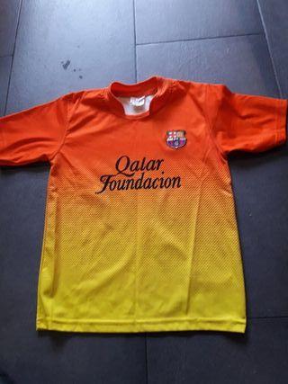 camisetas del fcb