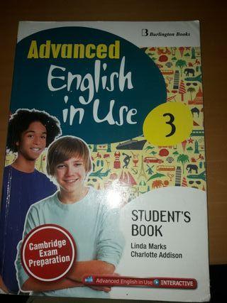 Libro de inglés 3eso
