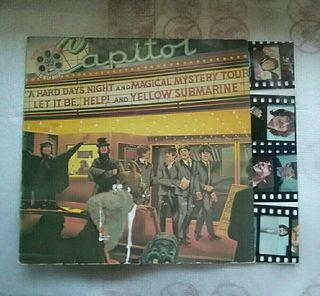 DISCO VINILO, THE BEATLES, REEL MUSIC, LP