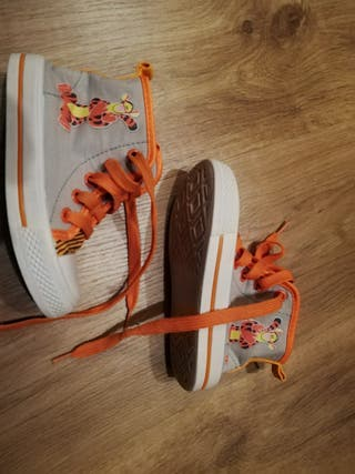 zapatillas converse talla 26