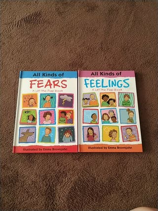 Libros para niños en ingles