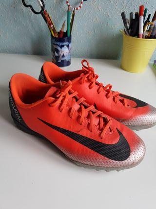 botas de futbol sala nike Mercurial t38