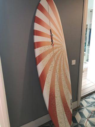 """Tabla de surf evolutiva 6'4"""""""