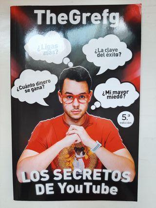 "Libro ""Los secretos de YouTube "" Thegrefg"