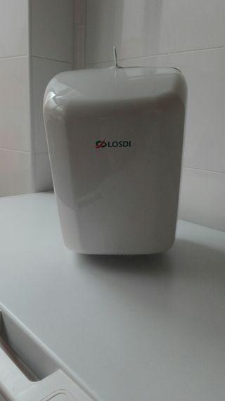 Dispensador papel secamanos