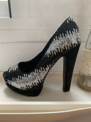 Zapato tacón fiesta