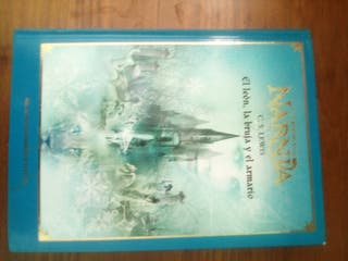 Libros las Crónicas de Narnia