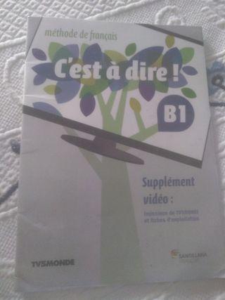 Libros francés 2° de bachillerato