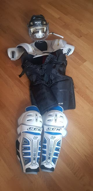 Equipación hockey Hielo