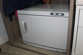 Calentador/esterilizador de toallas