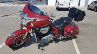 Indian Chieftain ABS Junio 2014