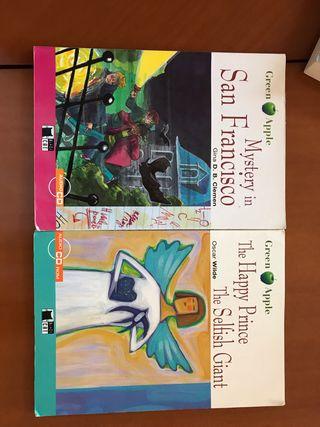 Libros inglés lectura nivel A1/ A2