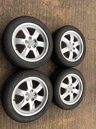 Llantas Audi origianles a5 225 50 17 98 h