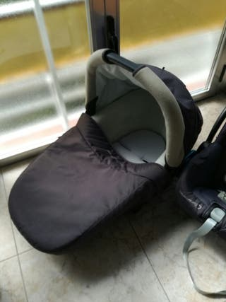 maxicosi y cuco bebe confort streety mod 2012