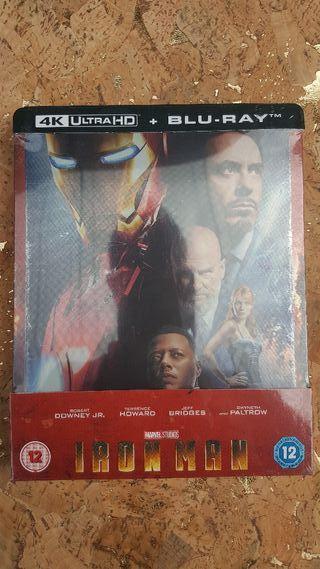 Iron Man en Blu-ray