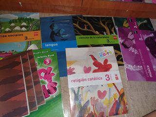 libros 3 de primaria editorial sm