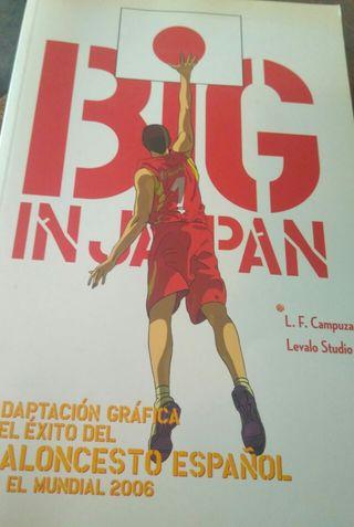 Comic Big in Japan