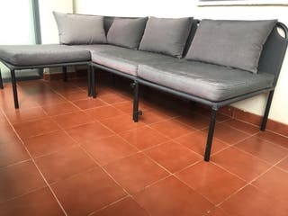 Conjunto sillones terraza/jardin