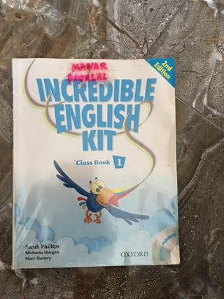 Incredible English kit 1 primaria