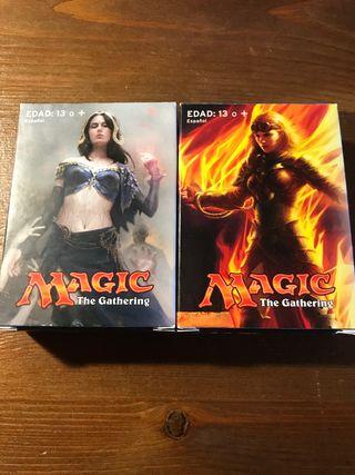 Sets de cartas Magic