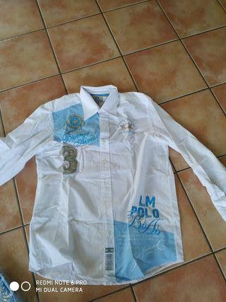 camisas LA MATINA