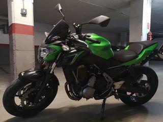 Se vende Kawasaki Z650 Kit Performance incluido