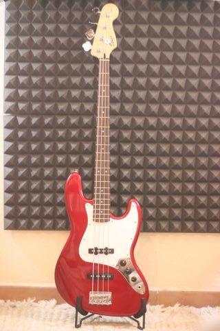Bajo Squier Jazz Bass Affinity 2013