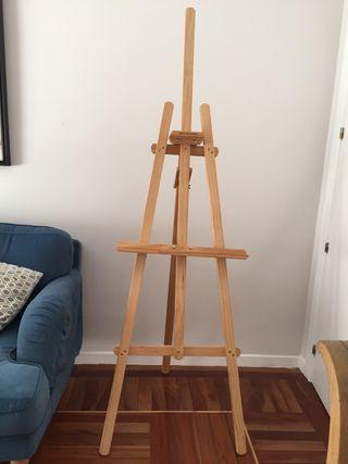 Caballete pintura óleo ArtCreacion 1,80 metro
