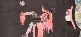 Camiseta deportiva Adidas de Messi
