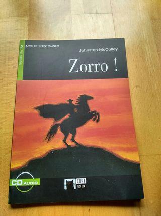 libro Zorro! en francés niveau A1
