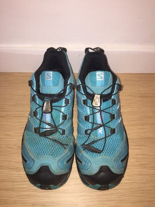 Salomon XA PRO 3D, Zapatillas correr trail running