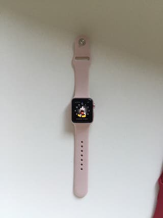 Apple Watch rosa