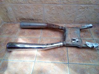 Escapes BMW R80
