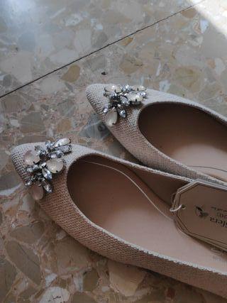 zapato joya
