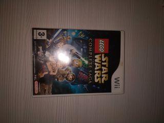 WII Lego Star Wars