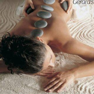 Masaje piedras calientes Segovia
