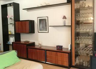 Muebles de comedor + Mesa