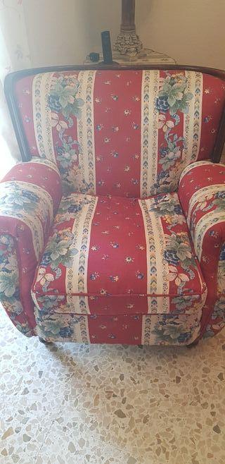 2 sillones y 1 sofá