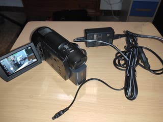 camara sony handycam de video 4k