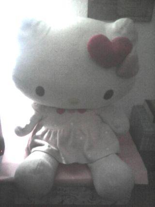 HELLO KITTY peluche gigante 93cm