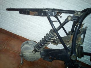 Chasis completo BMW boxer