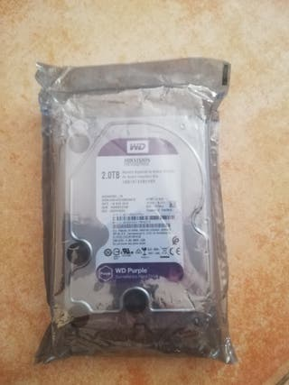 NUEVO A ESTRENAR disco duro HIKVISION 2.0TB SATA 3